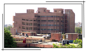 GB Pant Hospital in MAMC Campus New Delhi India